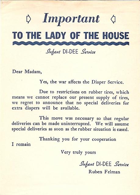 Diaper Service